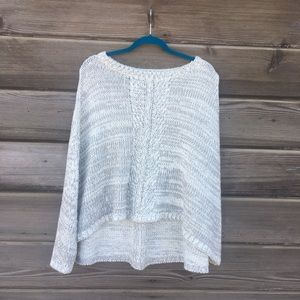 White House Black Market - Knitted Poncho